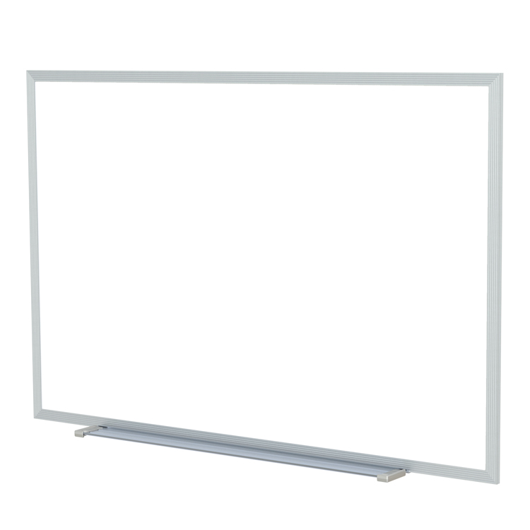 Painted Steel Whiteboards - Aluminum Framed Magnetic Ghent, Whiteboard, Markerboard