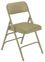 Metal Padded Folding Chairs - 1300 Series
