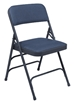 Metal Padded Folding Chairs - 1300 Series - 375