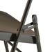 Metal Padded Folding Chairs - 1200 Series - 374