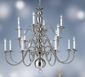 Classic Series Chandelier - Large