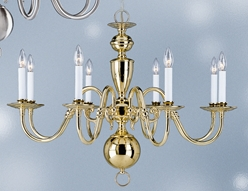 Classic Series Chandelier - Small
