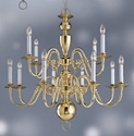Classic Series Chandelier - Medium