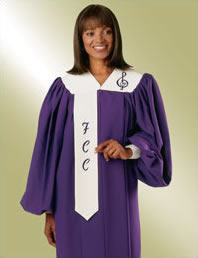 Adult Choir Robe