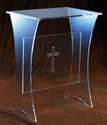 Acrylic Offertory Table 3306